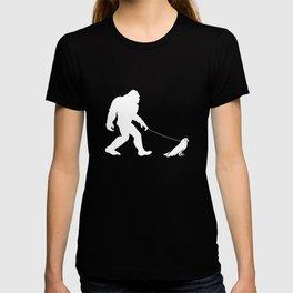 Lustiger gehender Kakapo T-shirt