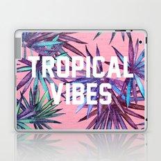 Tropical Vibes Laptop & iPad Skin