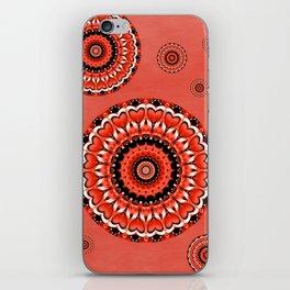 Mandala Pure Love iPhone Skin