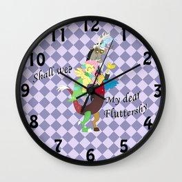 Shall we? Wall Clock