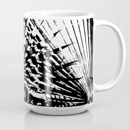 Starship Palm Coffee Mug