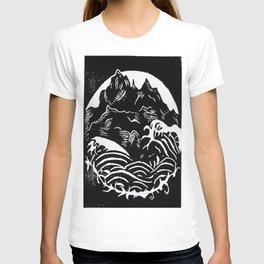 Black Mountains T-shirt