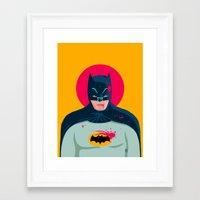 knight Framed Art Prints featuring Knight by Jorge De la Paz