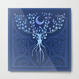 Tree of Ioannu Metal Print