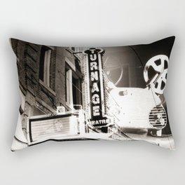 Turnage Theater Rectangular Pillow