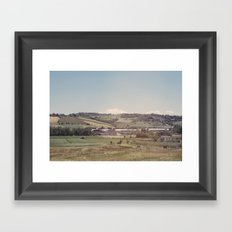 Rimini Countryside II Framed Art Print