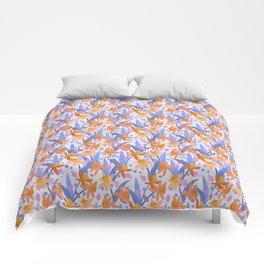 Daffodil Days Comforters