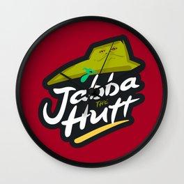 Brand Wars: Jabba the Hutt Wall Clock
