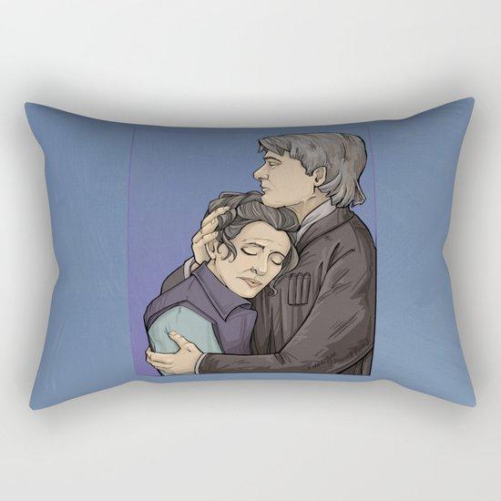 I Still Know Rectangular Pillow