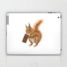Super squirrel. Laptop & iPad Skin