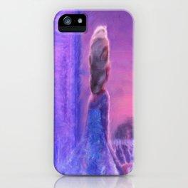 Queen Elsa iPhone Case
