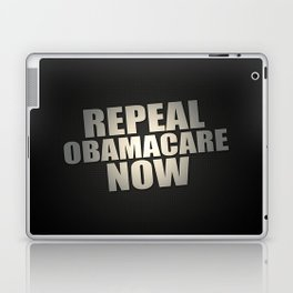 Repeal Obamacare Now Laptop & iPad Skin