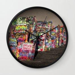 Caddy Tex Wall Clock