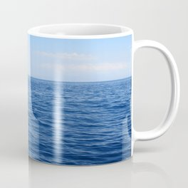 Ocean Blue Mykonos Coffee Mug