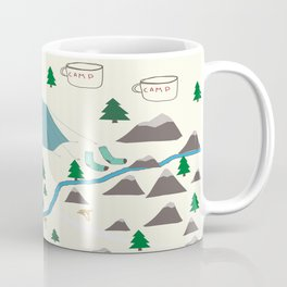 summer camp Coffee Mug