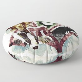 Magic Movies Floor Pillow