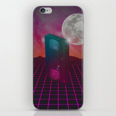 Back to the 80s iPhone & iPod Skin