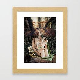 The Erl King Framed Art Print