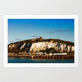 Port of Dover Art Print
