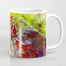 spotted madagascar fody wsstd Coffee Mug