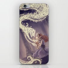 The Donkey Princess and the Evil Eye iPhone & iPod Skin