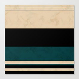 Geometric pattern 12 Canvas Print