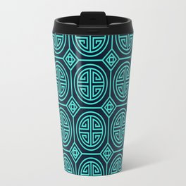 Chinese Pattern Travel Mug