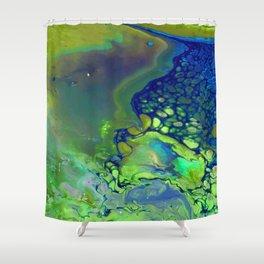 Algea Shower Curtain