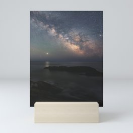 Silent Summer Night Mini Art Print