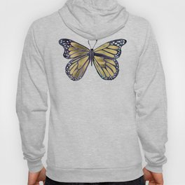 Gold Butterfly Hoody