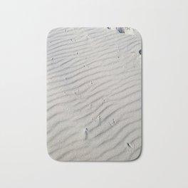 Tracks in the Sand Bath Mat