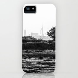 View from Hayling. iPhone Case