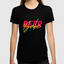Womens Beer Babe design | Girls Road Trip graphic | Vacay Mode Women T-shirt