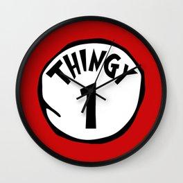 Thingy1 Wall Clock