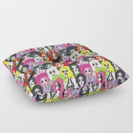Kim Chi Pattern Floor Pillow