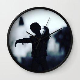 Thriller Nights  Wall Clock