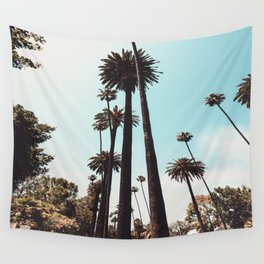 Beverly Hills California Palms Los Angeles Wall Tapestry