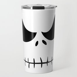 The Nightmare Before Christmas - Jack Skellington Travel Mug