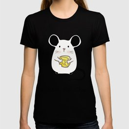 Who Ate My Cheese T-shirt