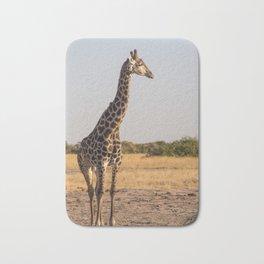 Giraffe II Bath Mat