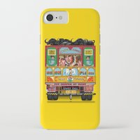 truck iPhone & iPod Cases featuring TRUCK ART by urvi