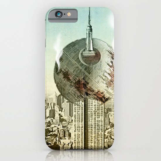 impaled on the empire iPhone & iPod Case