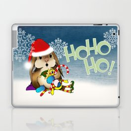 Currier & Bunnies: HO HO HO Laptop & iPad Skin