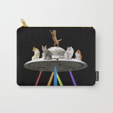 CAT INVADERS Carry-All Pouch