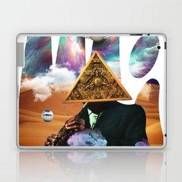 SADAHTAY_spaceJazz Laptop & iPad Skin