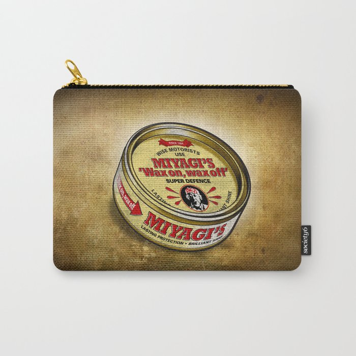 Miyagi's Super Wax Carry-All Pouch
