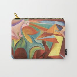 Life Is Magnifique Carry-All Pouch