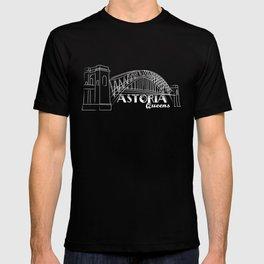 Hellgate Bridge Astoria, Queens T-shirt