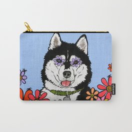 Summit the Husky Carry-All Pouch