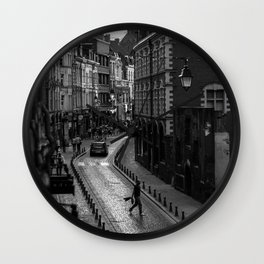 Lille, France Wall Clock